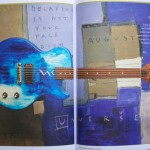 Fibenare-Sin guitar in Guitar Connoisseur (1st issue)