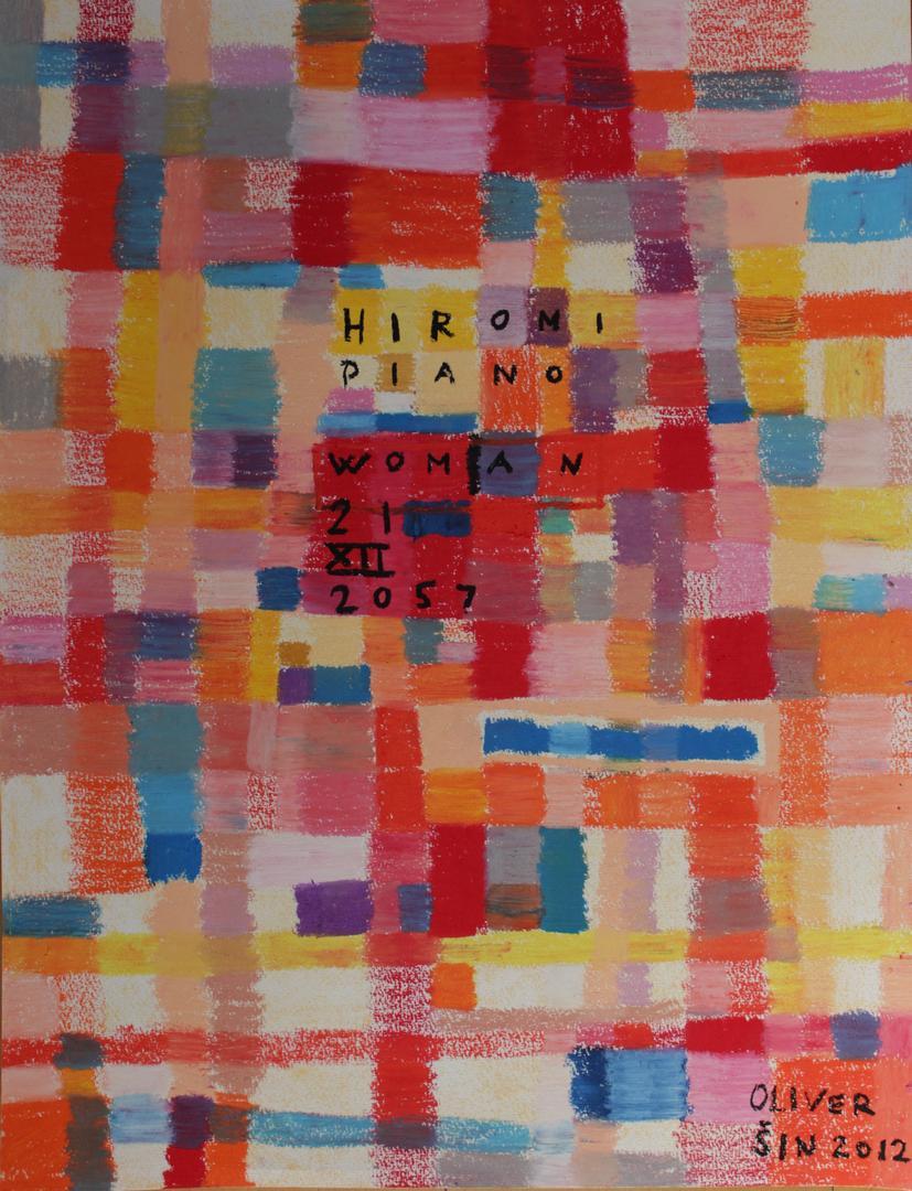 Hiromi Uehara Piano Woman_Oliver Sin 2012
