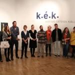 K.É.K. Kortárs Értékek Kiállítása II. Váci Értéktár 42