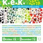 Kortárs Értékek Kiállítása poster oliver sin eu