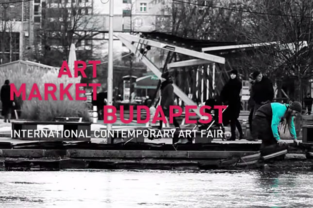 Art Market Budapest 2014 (video)