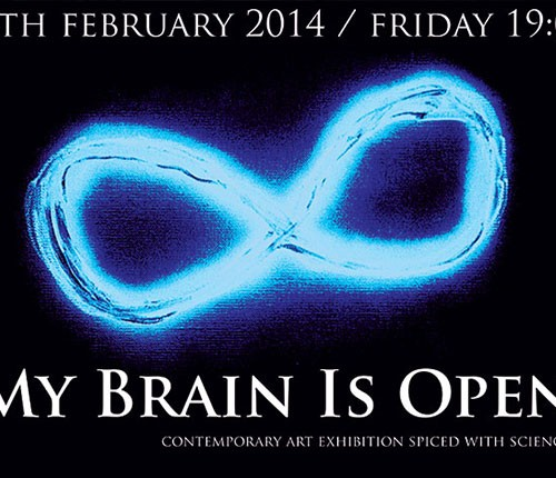 My Brain is Open 2014_feat